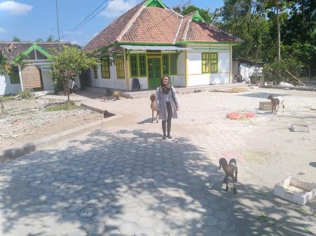 Rumah Masa Kecil Pram/ Dok Pribadi